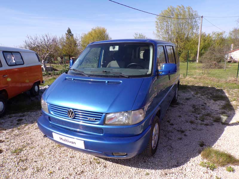 Location T4 Multivan TDI à Toulouse