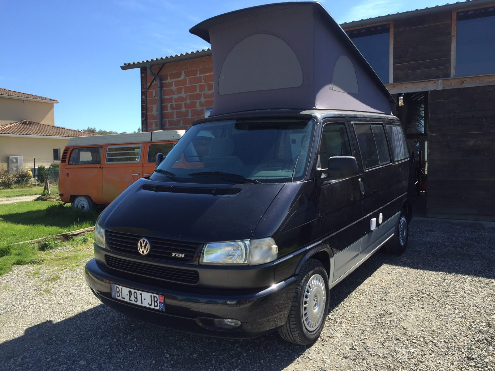 T4 Multivan Westfalia TDI 5 places